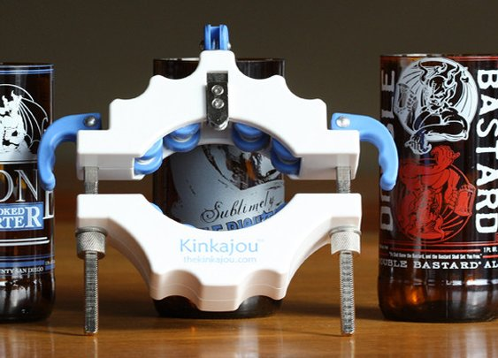 Kinkajou Bottle Cutter