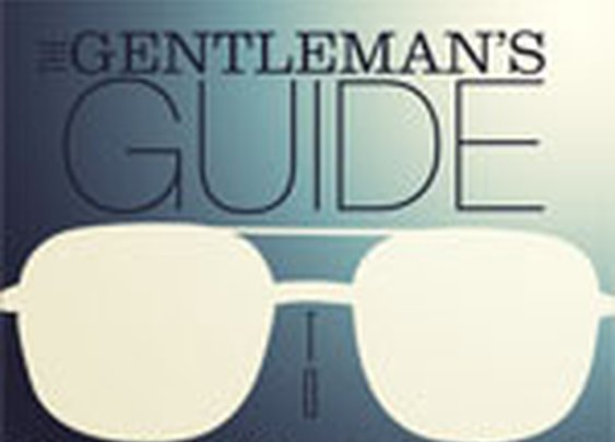 The Gentleman's Guide to Sunglasses - Primer