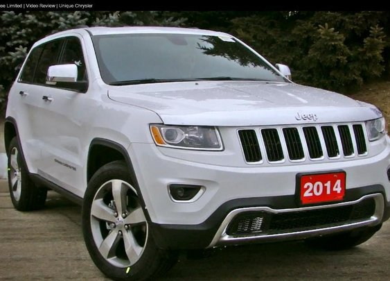 2014 Jeep Grand Cherokee Limited | Video Tour