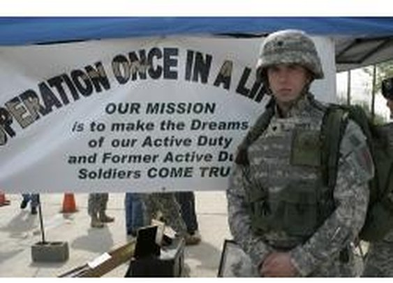 Operation Once In A Lifetime