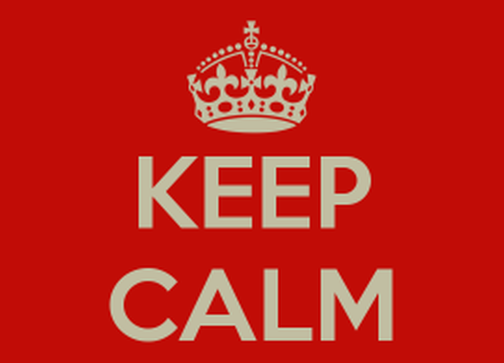 "Keep Calm and Learn Something Today: The Origin of the ""Keep Calm"" Posters"
