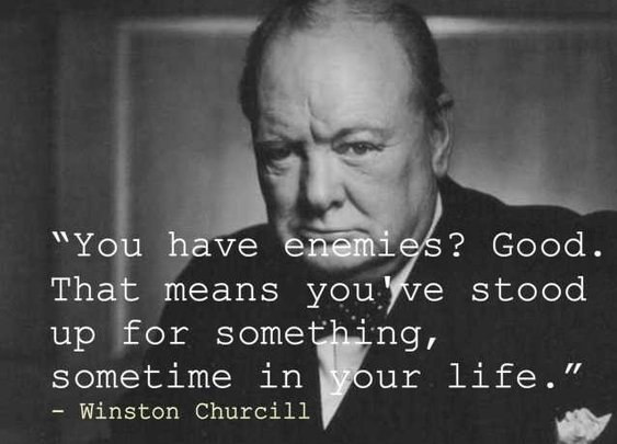 Winston Churchill Quotes #2