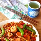 Season with Spice - Features: Stir-Fried Black Pepper Udon Noodles