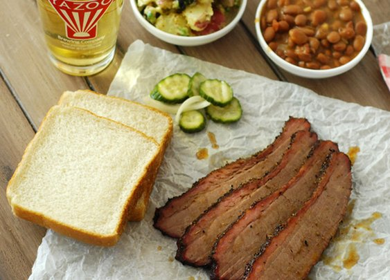 Nibble Me This: How I smoke brisket
