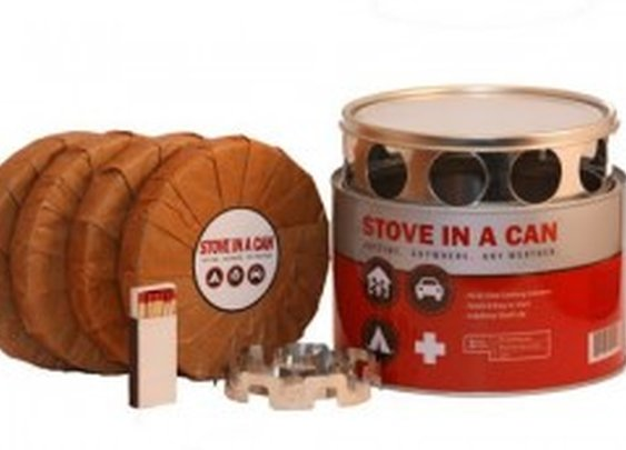 Stove In A Can Kit | Cheaper Than A Shrink