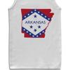 The Arkansas Tank Top – Campus Retro