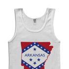 The Arkansas Tank Top – Campus Retro