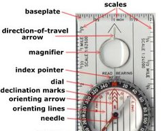BEYOND THE WIRE: How To Use A Compass