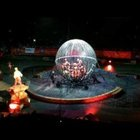 Motorcycle Stunts – Globe of Steel 8 Riders