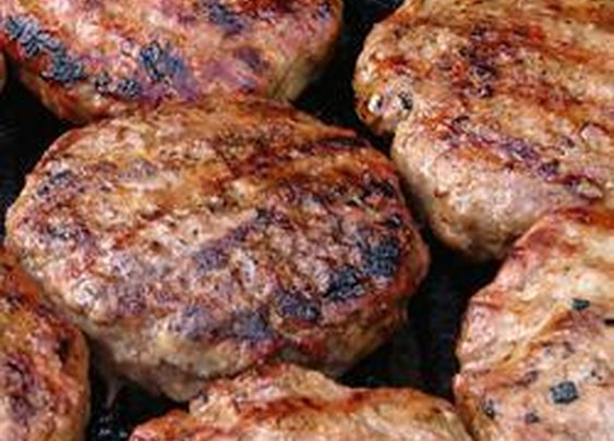 Avocado-Feta Lamb Burgers