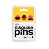Disguise Push Pins | Cheaper Than A Shrink