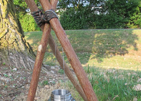Turn Your Stainless Nalgene Water Bottle Into a Hunting Tool |