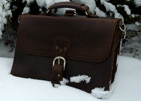 Saddleback Review – Thin Briefcase, Two Years In