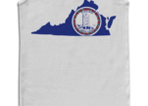 The Virginia Tank Top – Campus Retro