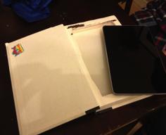 Homemade Hollow Book Nexus Cover