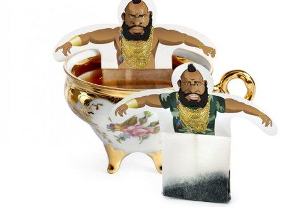 Mr T makes Tea fool