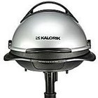 Kalorik Electric Barbecue Grill With Radio