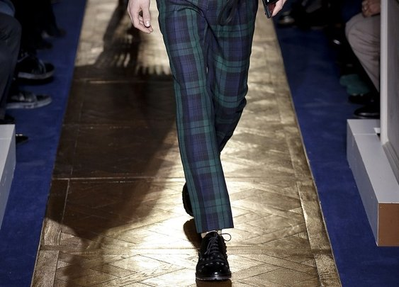 The Tartan Suit
