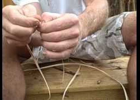Tree Bark Fishing lIne by Michael Bronco.mp4 - YouTube