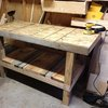 A pallet is saved, a workbench is born - Woodworking Talk - Woodworkers Forum