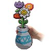 8-Bit Flower Bouquet :: ThinkGeek