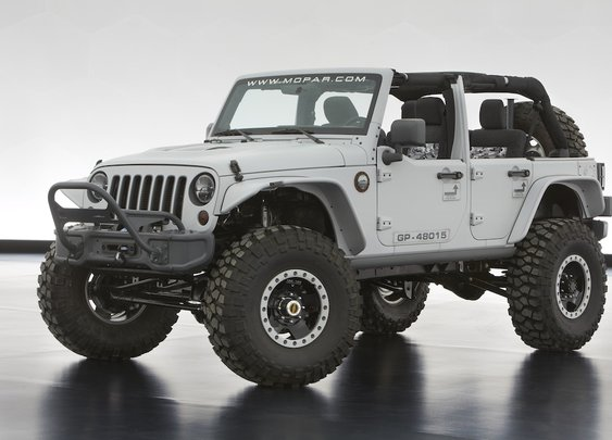 Jeep Launches Six New Concept Vehicles Ahead of Easter Jeep Safari