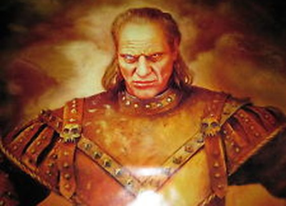 Ghostbusters II Vigo Replica Painting 1 1 Life Size GB 2 Movie Print Prop 4'3x7' | eBay
