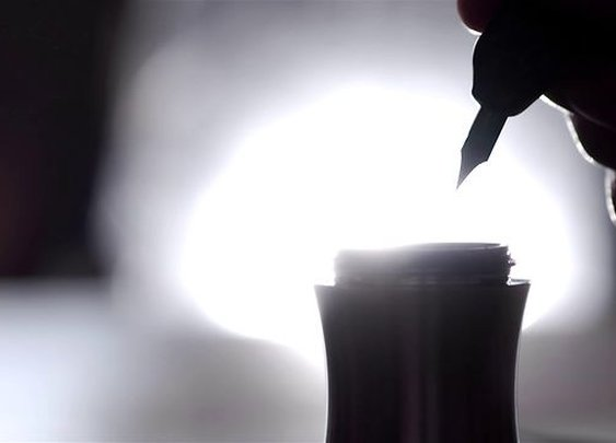 Forging the Future with the Tip of the Pen on Vimeo