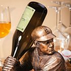 Red Sox Player Wine Bottle Holder