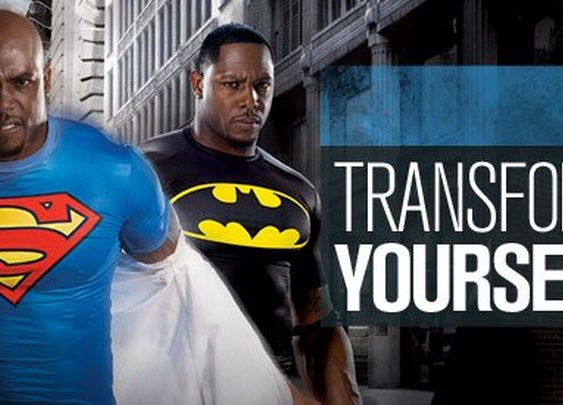 Superhero, Alter Ego Shirts from Under Armour | Batman, Superman & Captain America Shirts | US