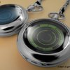 Pocket Watches: Touch Screen LCD Pocket Watch