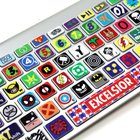 Super Hero Skin for Macbook Keyboard