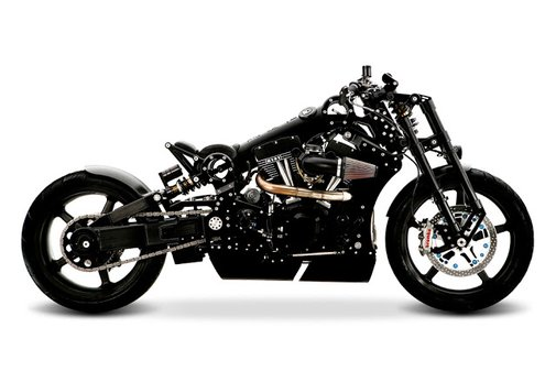 R131 Fighter From Confederate Motorcycles