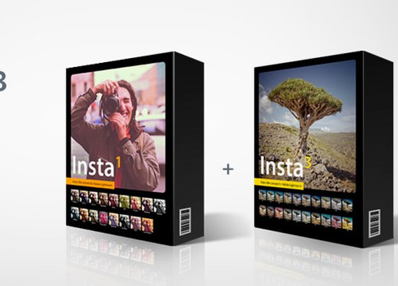 Instagram Filters for Lightroom