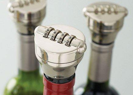 Lockey Combination Bottle Lock