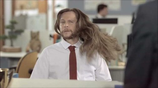 Hilarious commercial!!! - Dove Men + Care (Eng. sub) - YouTube