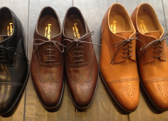 Building Blocks: The Dress Shoes | The B&R Blog | Beckett & Robb