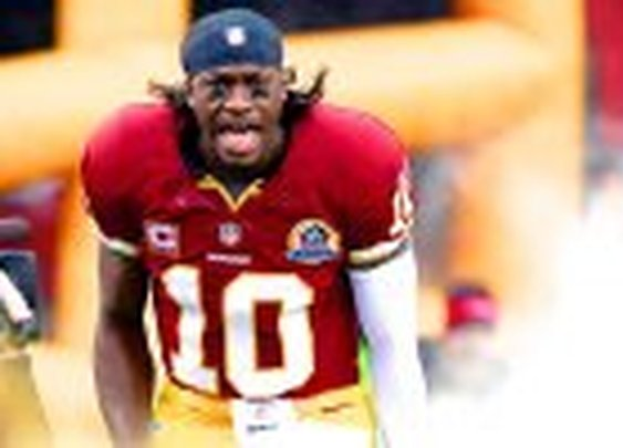 Robert Griffin III Reportedly Recovering from Knee Injury at 'Superhuman' Rate | Bleacher Report