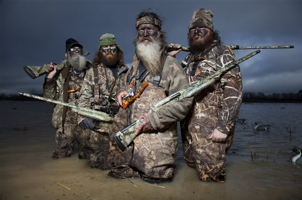 'Duck Dynasty' Salary Standoff - God Bless America!