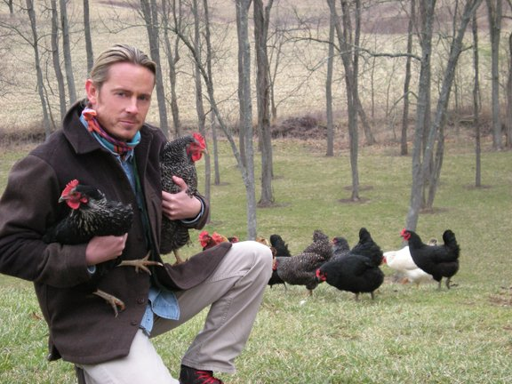 How to Raise Backyard Chickens   The Art of Manliness