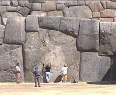 World Mysteries - Sacsayhuaman near Cusco, Peru