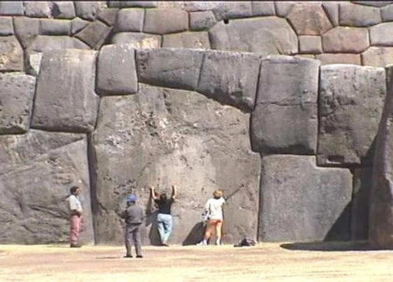World Mysteries - Sacsayhuaman near Cusco, Peru