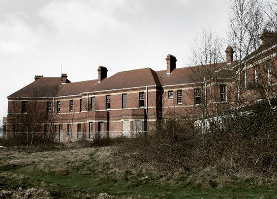 Hellingly Asylum   Abandoned Britain - Photographing Ruins