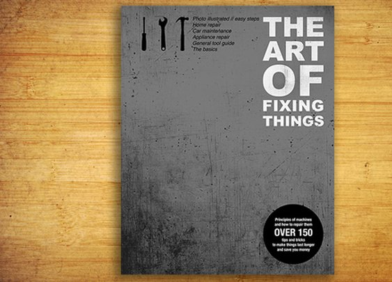 The Art of Fixing Things Book | That Should Be Mine