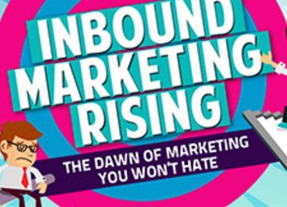 Inbound Marketing vs. Outbound Marketing [INFOGRAPHIC]