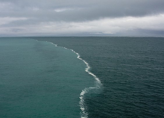 When Two Seas Meet
