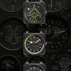 Bell & Ross BR01 Instrument Aviation Collection