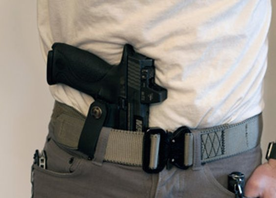 Concealed Carry with the Armordillo Concealment X-Fer Holster