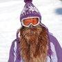 Beardski, Ski Masks That Look Like Long Beards