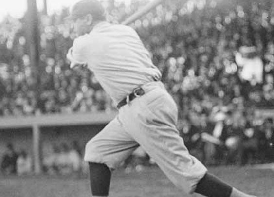 Self-Made Men - Babe Ruth